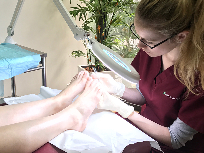 Fungal Nail GJC | East Coast Podiatry