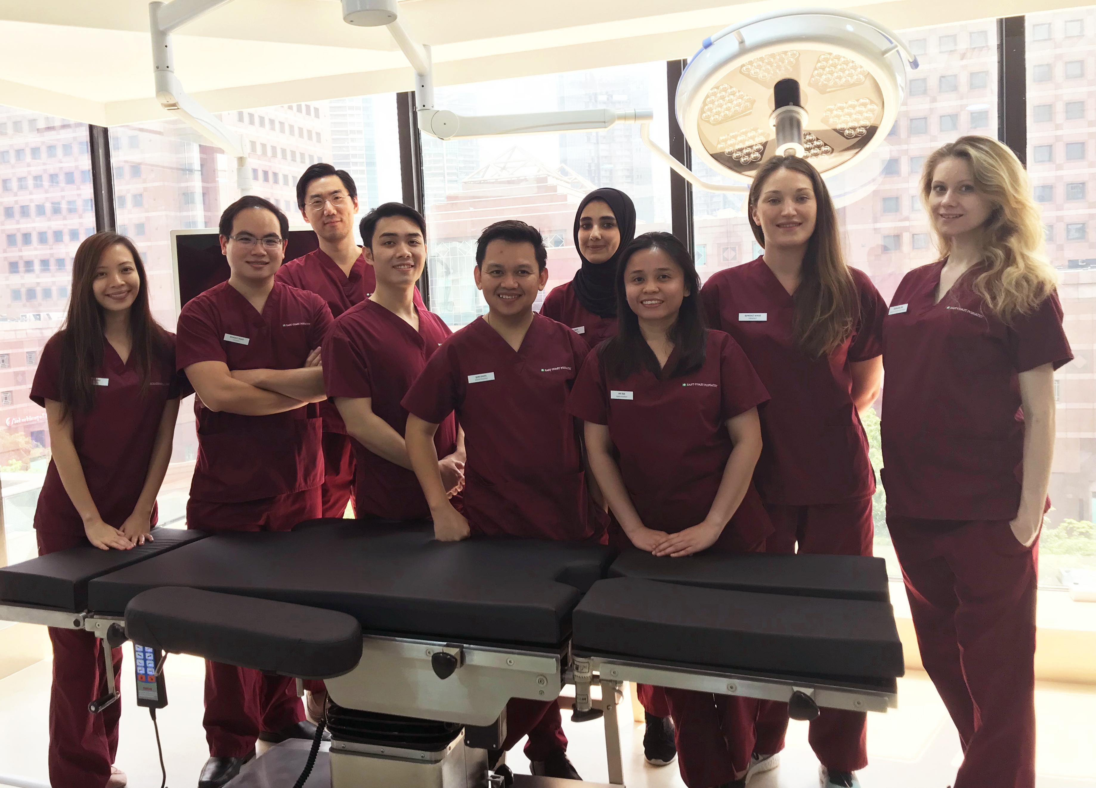 Podiatrist Career | East Coast Podiatry