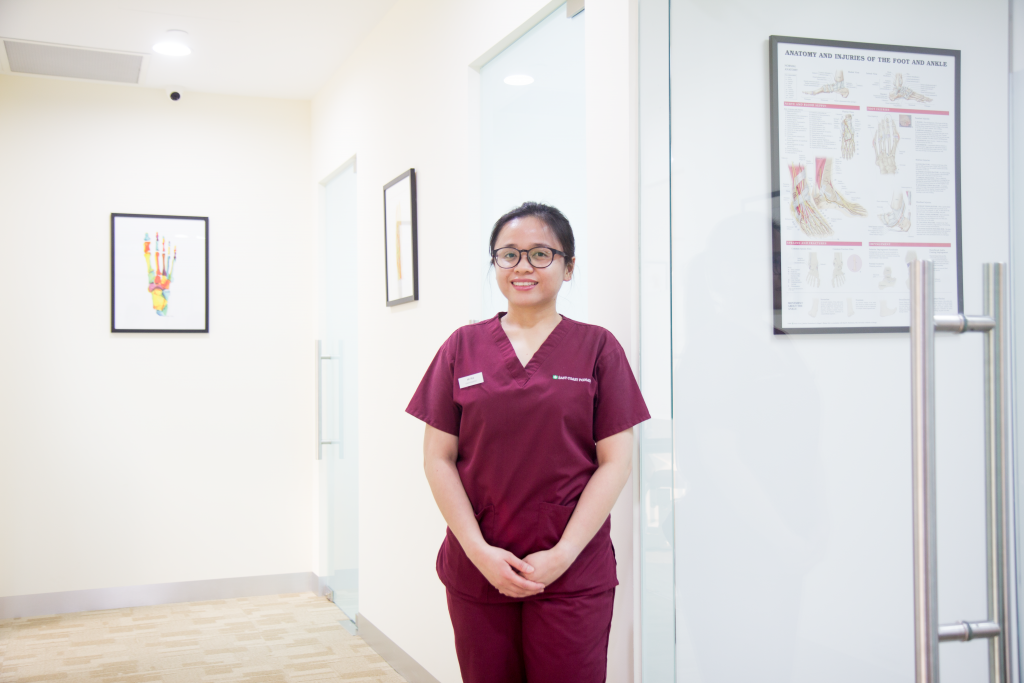 Podiatrist Ari | East Coast Podiatry