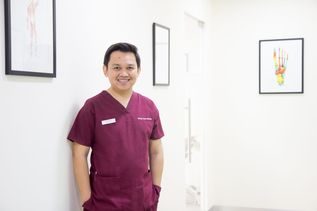 Podiatrist Sani | East Coast Podiatry