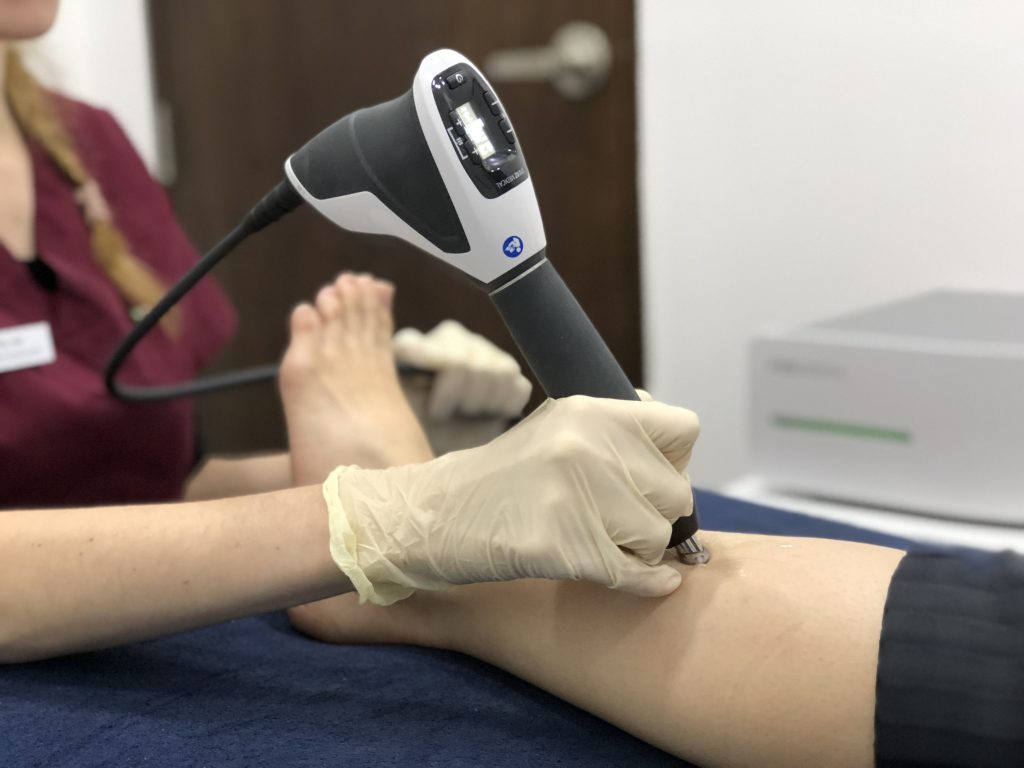 Shockwave Therapy for Shin Splint Treatment