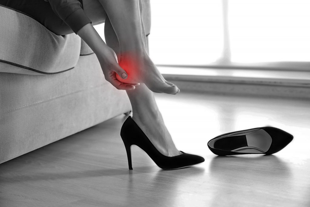 Heel Pain | East Coast Podiatry