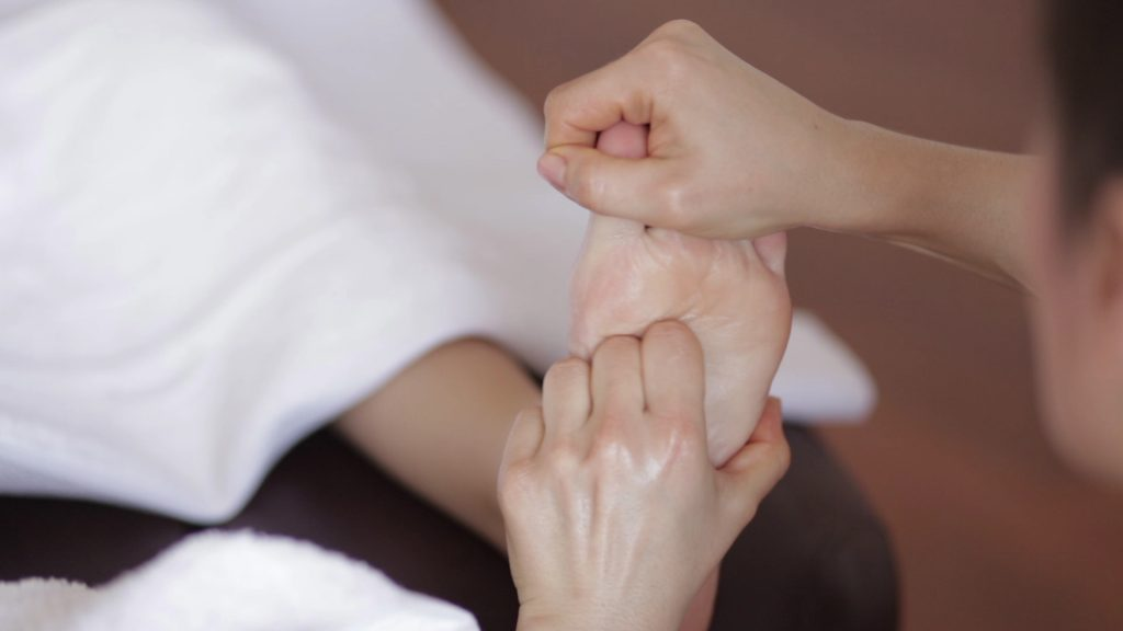 Foot Massage | East Coast Podiatry