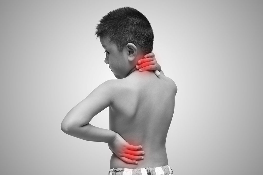 Back and Neck Pain in Children | East Coast Podiatry