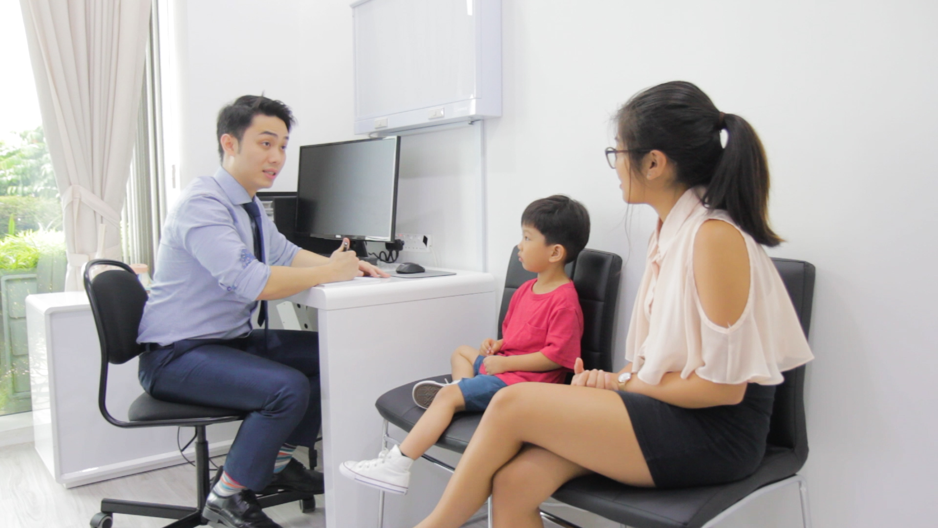 Consultation with Children | East Coast Podiatry