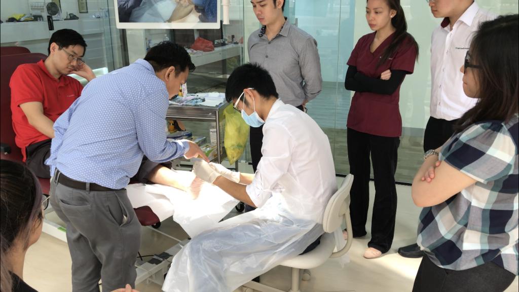 General Treatment Methods | East Coast Podiatry