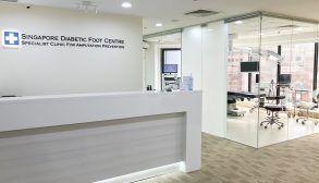 Singapore Diabetic Foot Clinic
