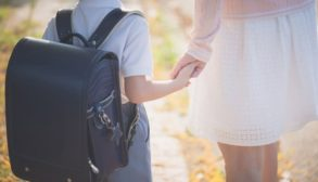 Child with School Bag | East Coast Podiatry