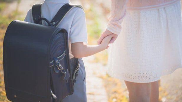 Child with School Bag | East Coast Podiatry