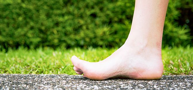 High Arch Foot | East Coast Podiatry
