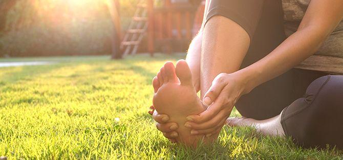 Sesamoiditis Foot Condition | East Coast Podiatry