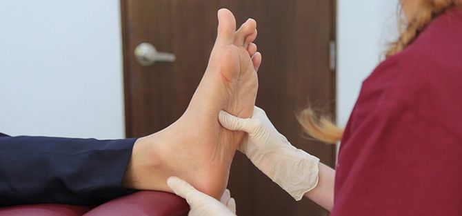 Treatment for Heel Spur | East Coast Podiatry