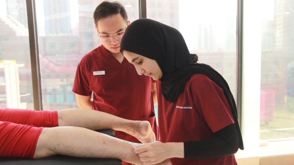 Ben & Afnan | East Coast Podiatry