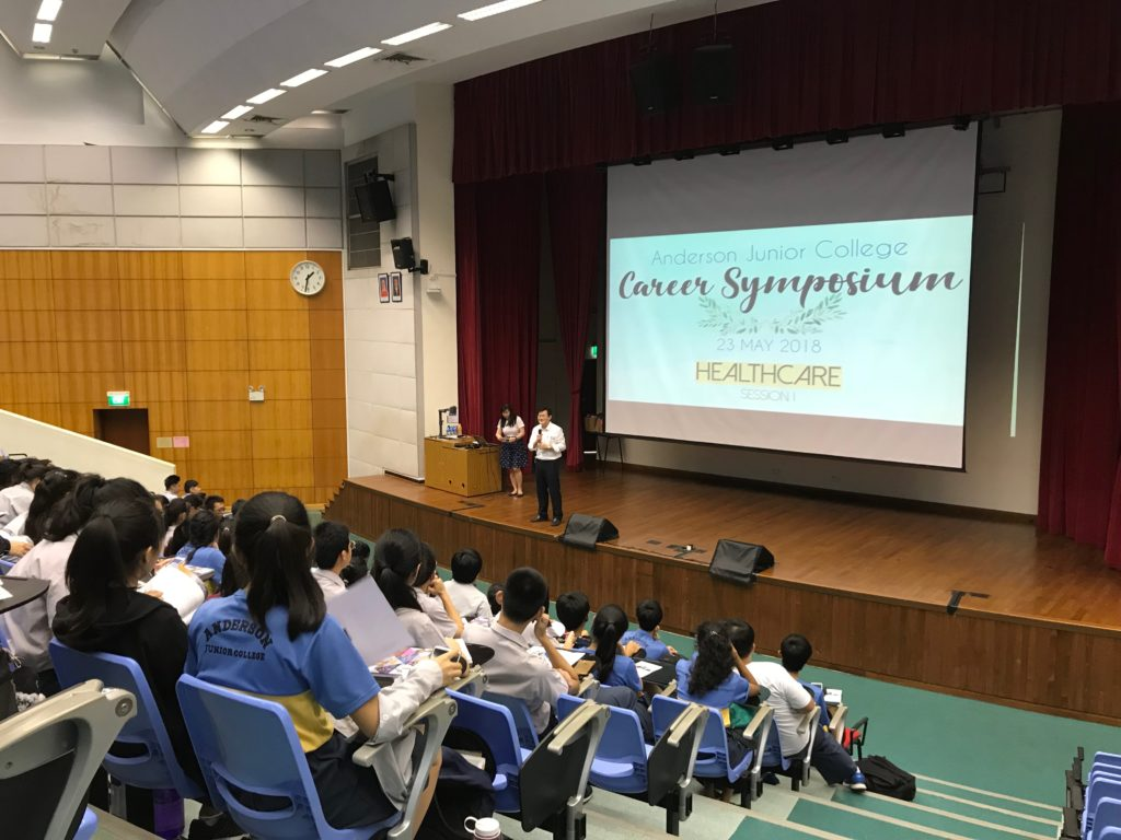 Anderson JC 2018 Career Symposium