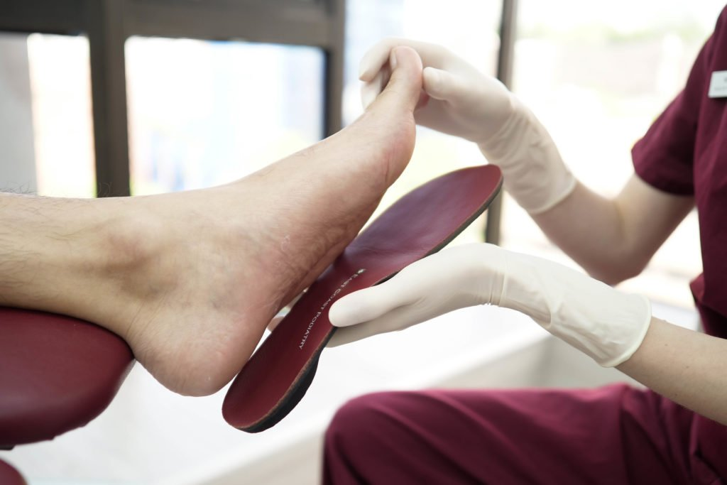 Orthotics Fitting | East Coast Podiatry