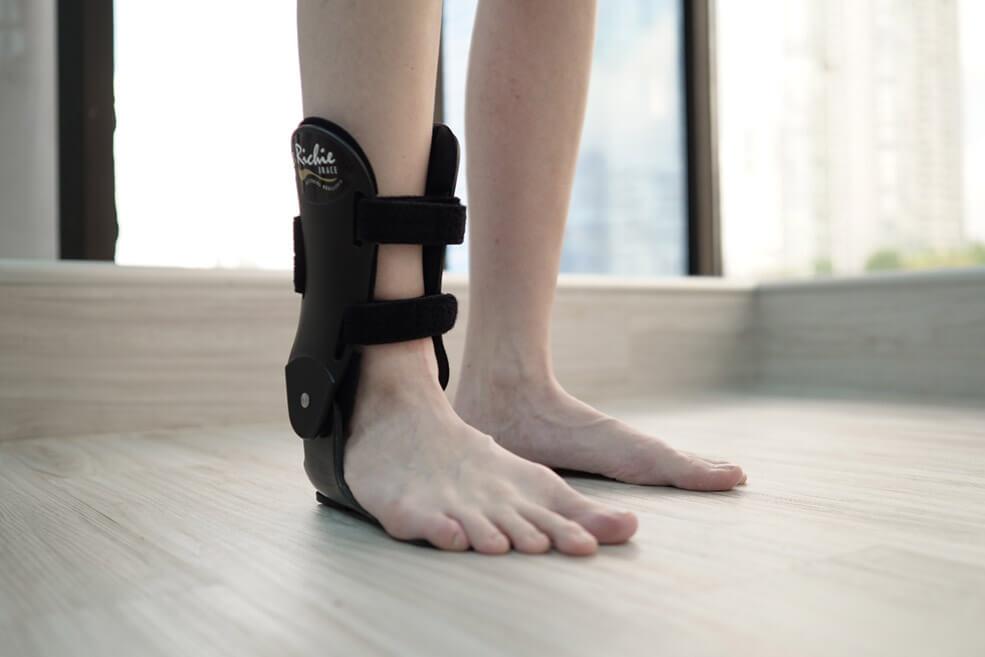 ECP | Ankle Foot Orthosis AFO