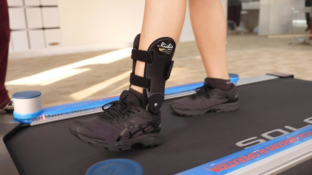 ECP | Ankle Foot Orthotics AFO Walking Gait