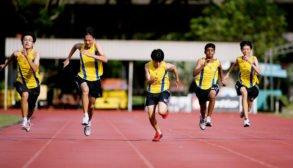 ECP   Athletes Running