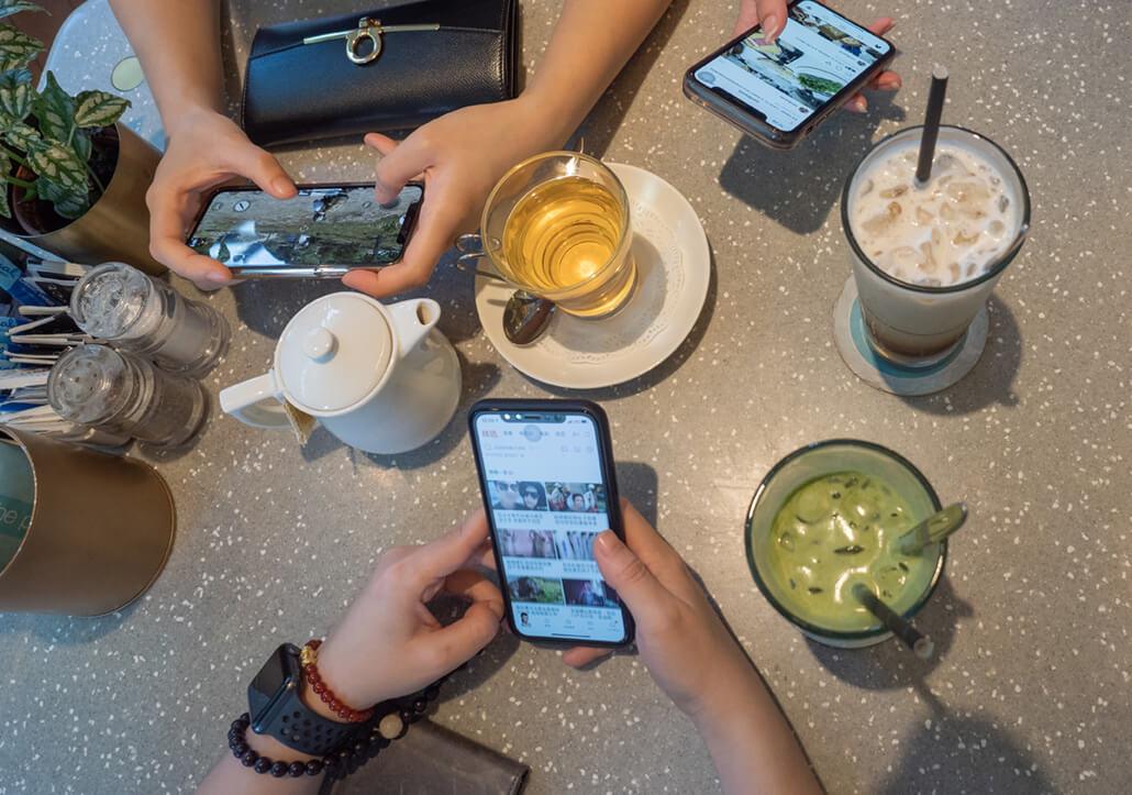 ECP | Teenagers on social media