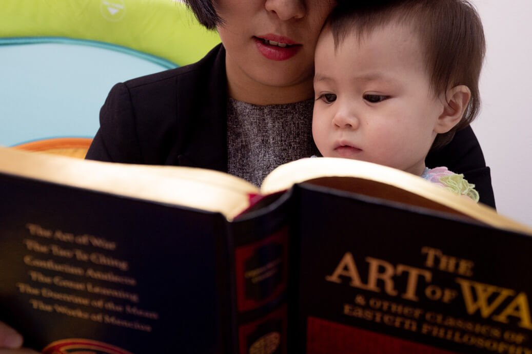 ECP | Reading to toddlers