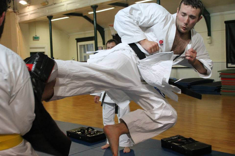 Jamie Judo Black Belt