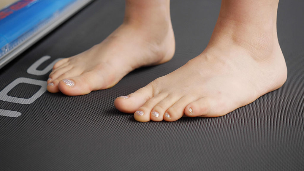 Curly Toe Syndrome
