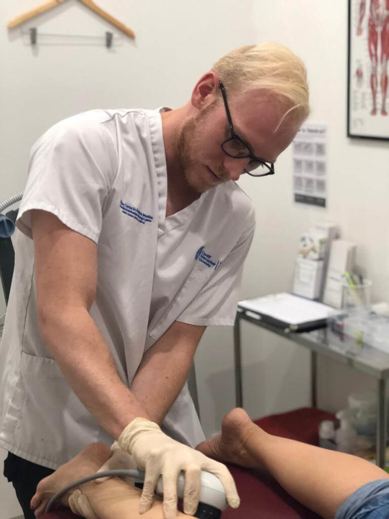 East Coast Podiatry | Intern hands-on experience