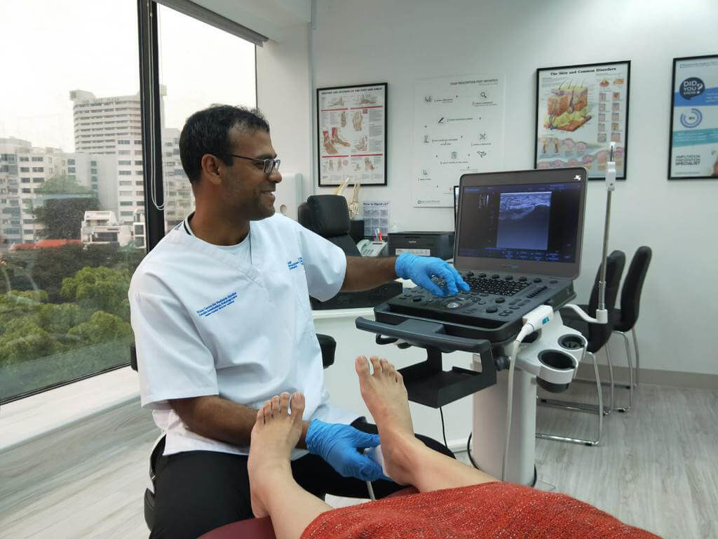 East Coast Podiatry | Interns in Singapore
