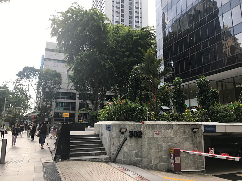 East Coast Podiatry Orchard Direction Tong Building