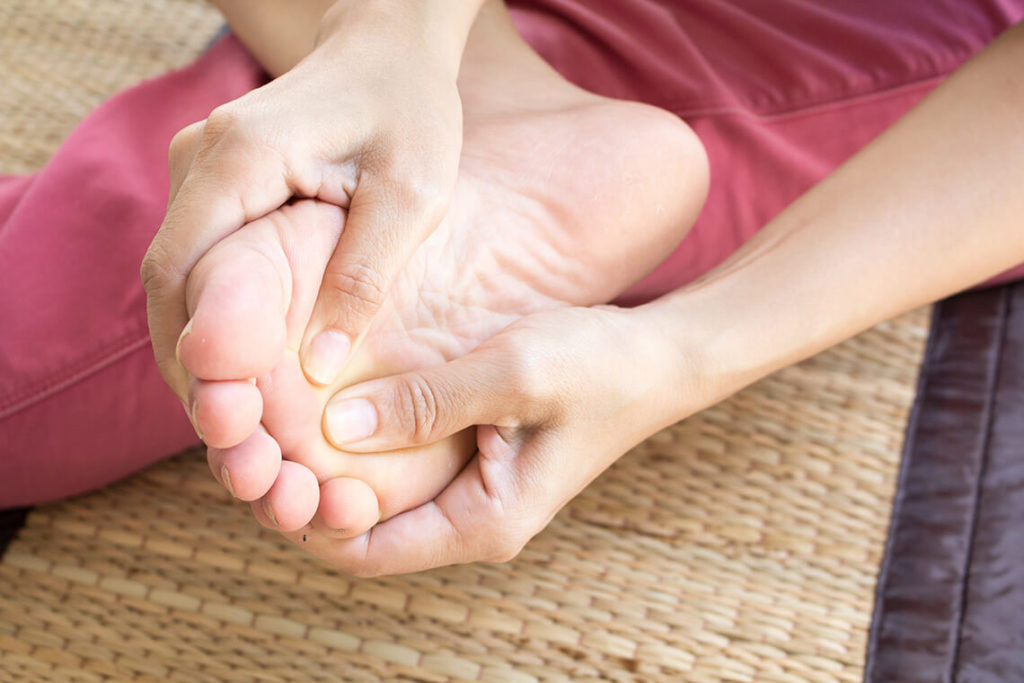 Morton's Neuroma Symptoms Burning Pain