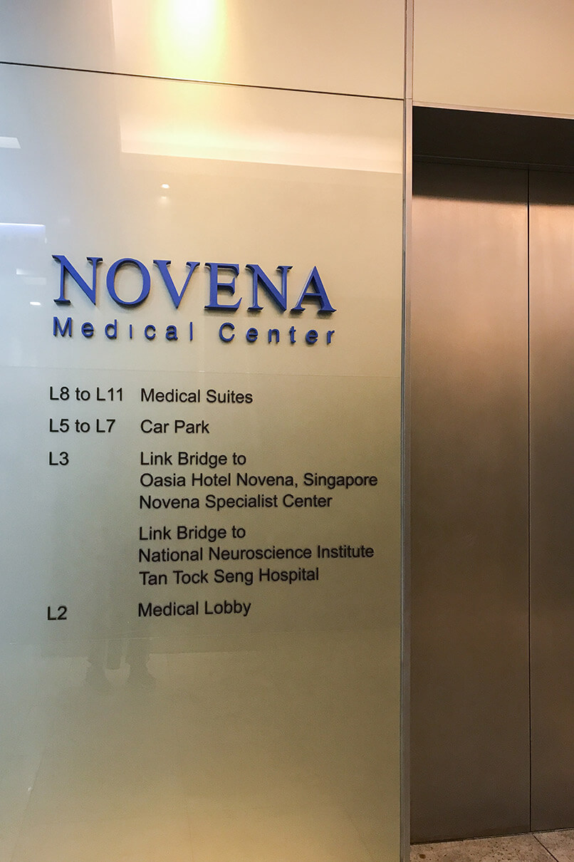 ECP Novena Clinic Direction | Medical Center