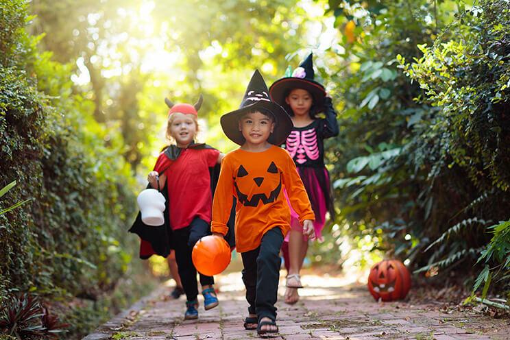 Halloween Kids Costume Design