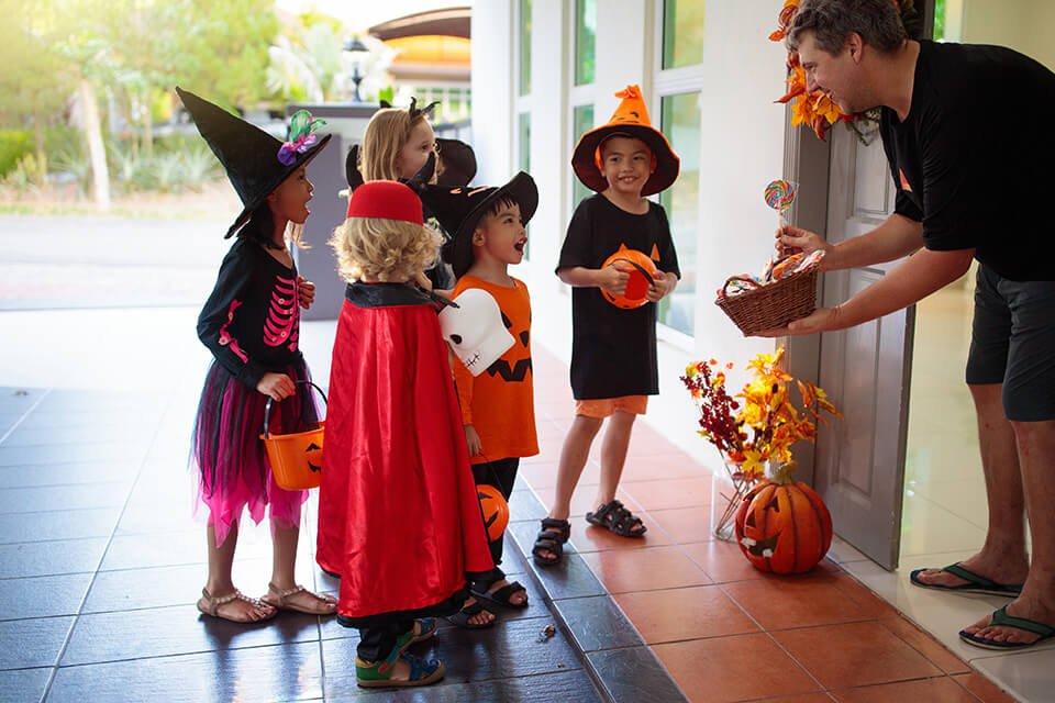 Halloween Trick or Treat Dangers