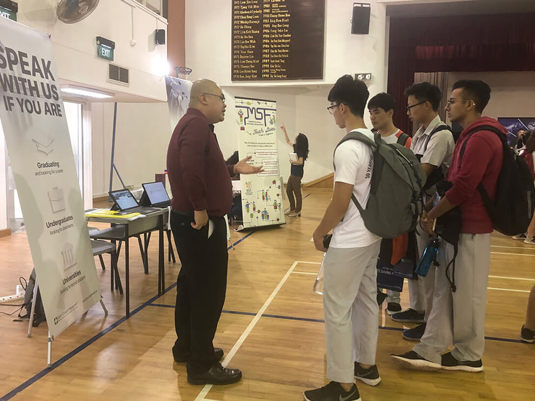 National Junior College Careers Fair