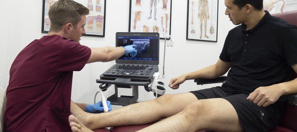 Consultation for Shin Splint