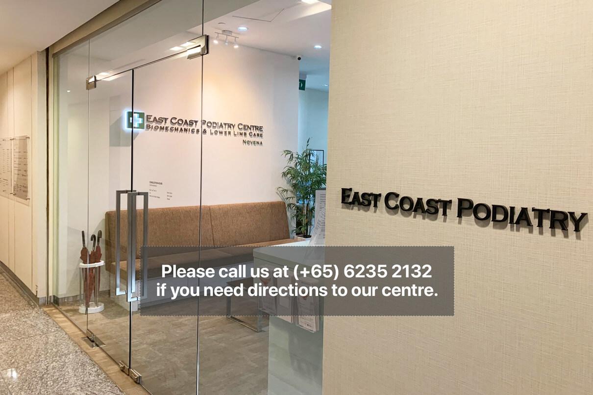 ECP Novena Clinic at Novena Center