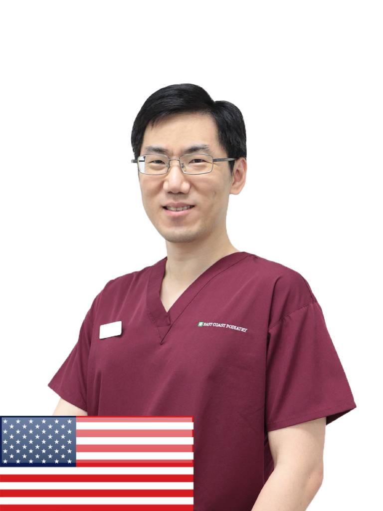 Michael Lai, D.P.M.