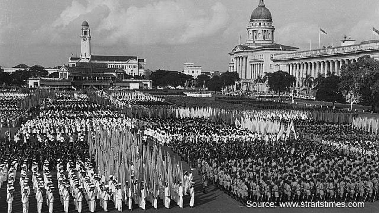 1966 National Day Parade