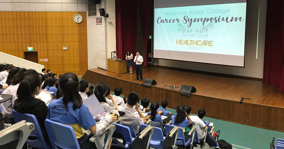 Anderson JC 2018 Career Symposium